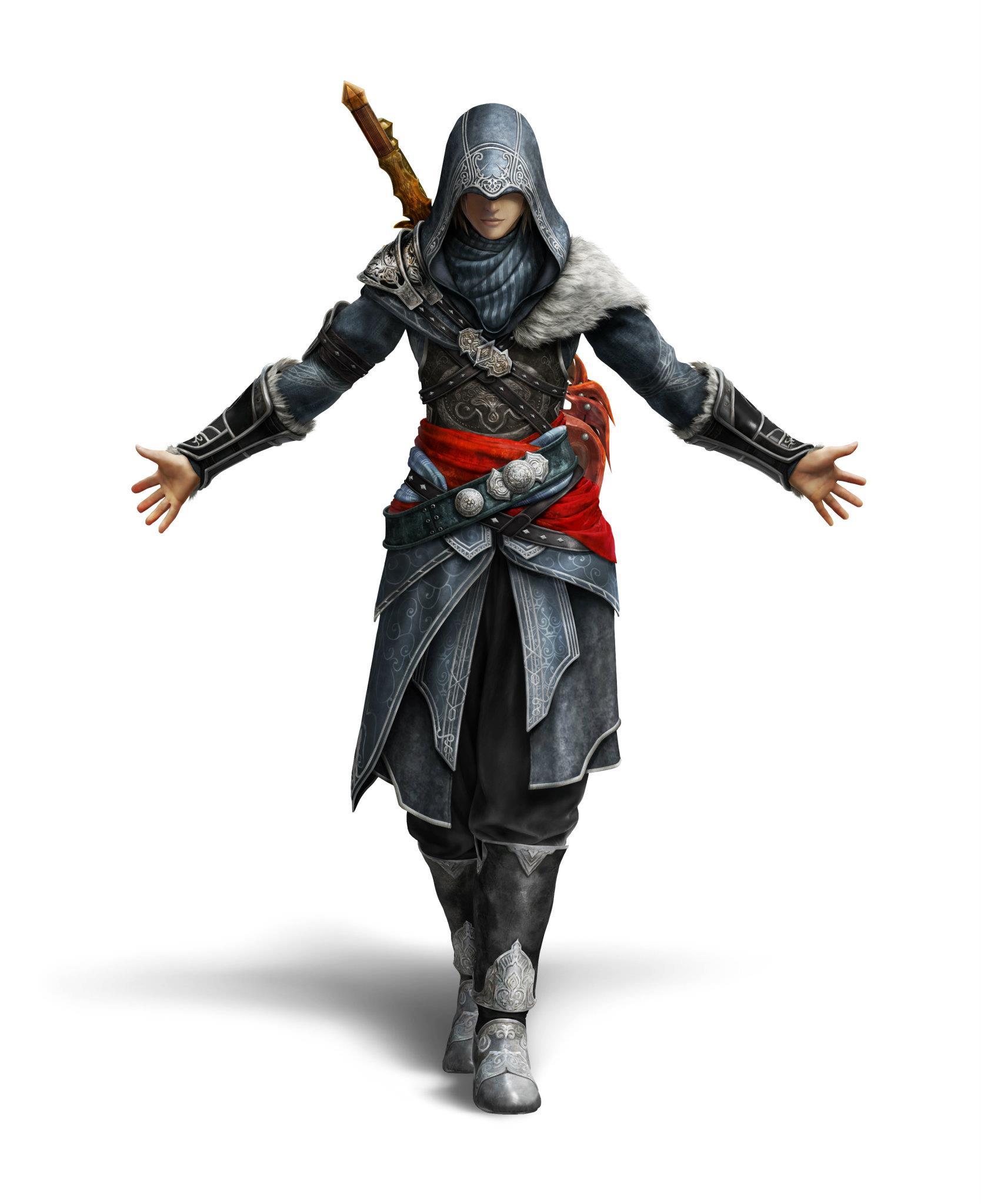 vpda assassins creed - HD1668×2048