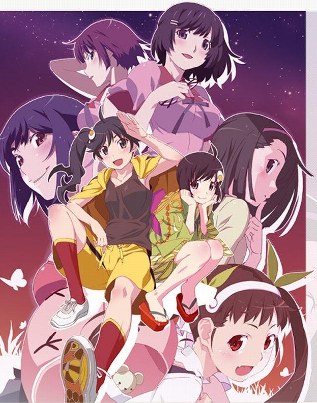 Смотреть Онлайн аниме Истории подделок / Nisemonogatari 2012 год