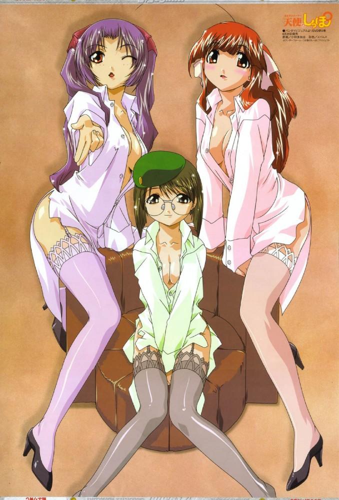 Смотреть Онлайн Angel Tales 2 / Tenshi no Shippo Chu! / Ангельский хвостик 2 русская озвучка