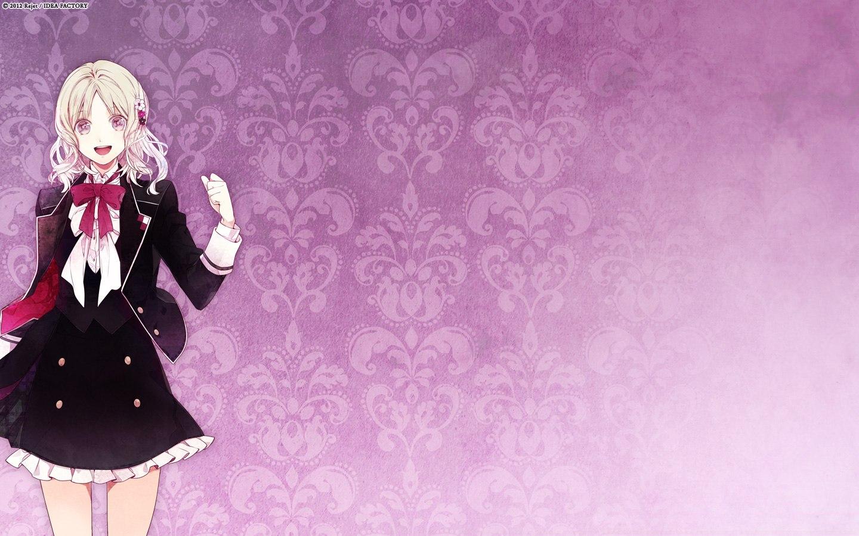 Парни из аниме diabolik lovers облепили